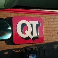 Photo taken at QuikTrip by Deborah L. on 11/18/2011