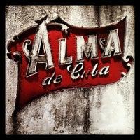 Photo taken at Alma De Cuba by Ronald J. on 4/16/2012