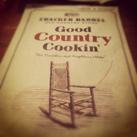 Photo taken at Cracker Barrel Old Country Store by Marcus P. on 6/6/2012
