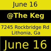 Photo taken at The Keg by Michael Knows Social Media on 6/8/2012