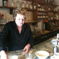 Photo taken at Caffè Cirri by ANTONELLA F. on 1/28/2012