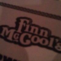 Photo taken at Finn McCool's Irish Sports Pub by Tom M. on 10/17/2011