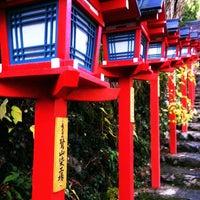 12/4/2011にAOKI K.が貴船神社で撮った写真