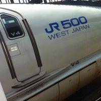Photo taken at JR新大阪駅 21-22番線ホーム by TORU H. on 7/5/2011