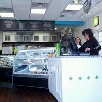 Photo taken at Saybrook Soup & Sandwich Co. by Jim S. on 11/7/2011
