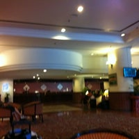 Photo taken at Sunway Hotel Lobby by Angeline L. on 11/8/2011