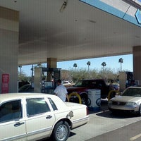 Photo taken at Sam's Club Gas by Andrew D. on 2/25/2012