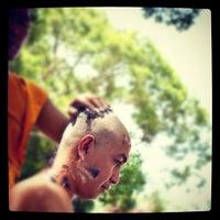 Photo taken at วัดราษฎร์เจริญ Wat Ratcharoen by  Vasit B. on 2/1/2012