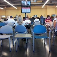 Photo taken at Johnson County Motor Vehicle Office by Pisa H. on 8/10/2012
