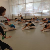 Foto diambil di The Ailey Studios (Alvin Ailey American Dance Theater) oleh Allison pada 8/18/2012