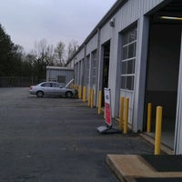 Photo taken at Butler Collision by Jeffrey F. on 3/13/2012