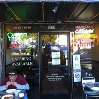 Photo taken at La Rocco's Pizzeria by David R. on 1/29/2012