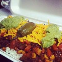 Снимок сделан в Pancho's Burritos пользователем Jonnie B. 4/24/2012