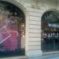 Das Foto wurde bei Nespresso von Rodolpho P. am 5/28/2012 aufgenommen