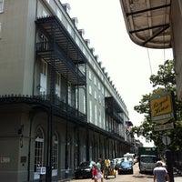 Photo taken at Omni Royal Orleans by Seung Hwi L. on 5/16/2012