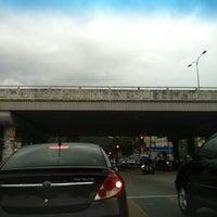 Photo taken at Melawati-Permata junction by PK O. on 7/4/2012