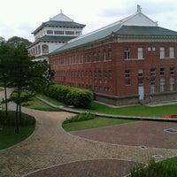 Photo taken at School of Humanities and Social Sciences | NTU by shafridah r. on 5/17/2012
