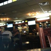 Photo taken at Brett Favre's Hall of Fame Chophouse by Drew F. on 7/24/2012