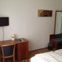 Photo taken at Hotel Eden by Ralf on 7/12/2012