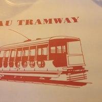 Photo taken at Au Tramway by Franck P. on 7/15/2012