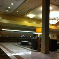 Photo taken at DoubleTree by Hilton Hotel Portland by Andrew P. on 8/27/2011