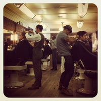 Photo taken at Fellow Barber by James B. on 10/20/2011
