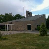 Photo taken at Goede Herderkerk by Julia Z. on 5/26/2011