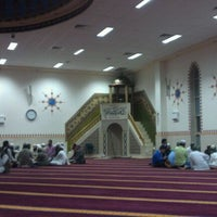 Photo taken at Lakemba Mosque by Ali H. on 4/15/2011