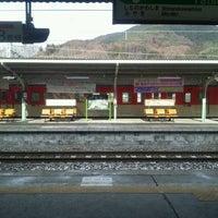 Photo taken at Tatsuno Station by golgodenka on 1/27/2012