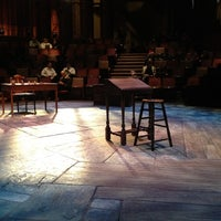 Photo taken at ACT Theatre by Aaron W. on 12/7/2011
