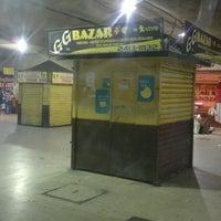 Photo taken at Terminal Rodoviário de Campo Grande by Vinicius d. on 9/26/2011