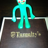 Photo taken at Tumulty's Pub by D Neal M. on 4/30/2012