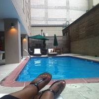 Photo taken at Embassy Suites by Hilton Baltimore Inner Harbor by FreeButterfly on 7/8/2012