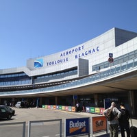 Photo taken at Aéroport Toulouse-Blagnac (TLS) by Ernesto on 6/16/2012