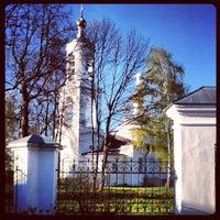 Снимок сделан в Ратмино пользователем Владимир В. 4/30/2012