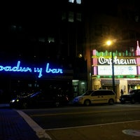 Photo taken at Broadway Bar by Carolina on 6/10/2012