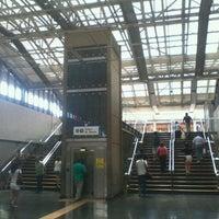 Photo taken at Metro Grecia by Marcelo Á. on 2/17/2012