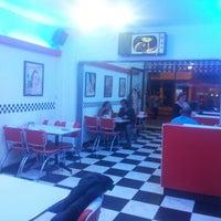 Photo taken at La Merienda Diner by Carlos C. on 8/10/2012