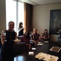 Photo taken at Stamford Bridge Room by Ed G. on 8/6/2012