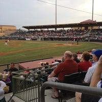 Photo taken at Osceola County Stadium by Sixto C. on 3/30/2012
