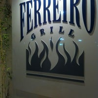 Photo taken at Ferreiro Grill by Daniel F. on 1/26/2012