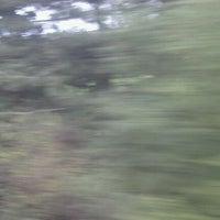 Photo taken at Newcastle (NCL) to London Kings Cross (KGX) Train by Richard E. on 9/17/2011
