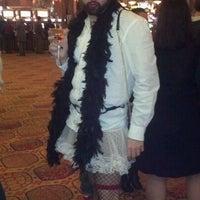 Photo taken at Cabaret Theater - Mohegan Sun by Darling J. on 10/29/2011