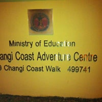 Photo taken at MOE Changi Coast Adventure Centre by Yap Pik Hwee R. on 10/11/2011