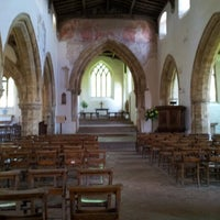 Photo taken at All Saints Church by Philip V. on 7/22/2012