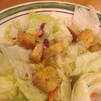 Photo taken at Olive Garden by Yenni V. on 8/15/2012
