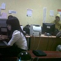 Photo taken at Wisma Indovision, Towwer (Tenda Biru) by Yudha P. on 9/27/2011
