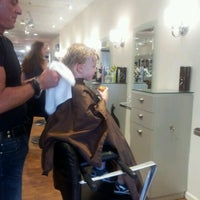Photo taken at Haven Hair Spa by Meredith A. on 6/2/2012