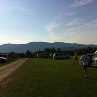 Photo taken at Trapp Family Lodge by Chris G. on 8/13/2011