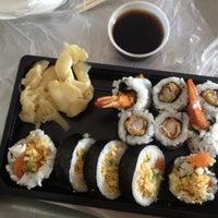 Photo taken at Atara Sushi by Johanna N. on 9/8/2012
